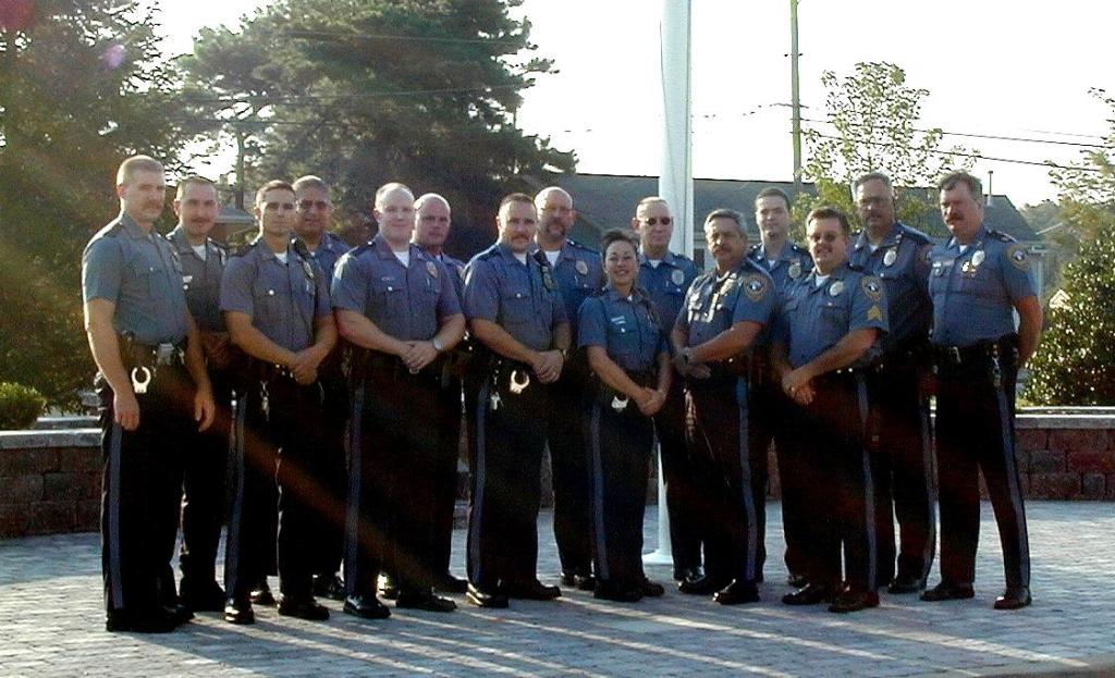 Nj Vehicle Inspection >> Beachwood Police Department – Department History